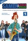 Bekijk details van Samen leren samenspelen; tenorsaxofoon