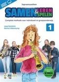 Bekijk details van Samen leren samenspelen; sopraansaxofoon