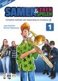 Bekijk details van Samen leren samenspelen; Trombone vioolsleutel