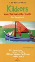 Bekijk details van Kikkers avonturenluisterboek