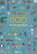 Bekijk details van 500 knotsgekke weetjes