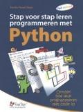Bekijk details van Stap voor stap leren programmeren met Python