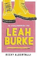 Bekijk details van De eigenzinnigheden van Leah Burke