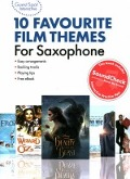 Bekijk details van 10 Favourite film themes; For saxophone