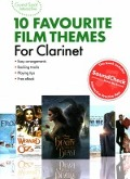Bekijk details van 10 Favourite film themes; For clarinet