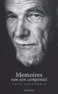 Bekijk details van Memoires van een componist