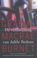 Bekijk details van De verdwijning van Adèle Bèdeau