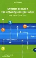 Bekijk details van Effectief besturen van vrijwilligersorganisaties