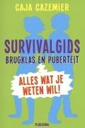 Bekijk details van Survivalgids brugklas en puberteit