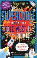 Bekijk details van Het supercoole boek met coole weetjes over de ruimte