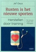Bekijk details van Rusten is het nieuwe sporten