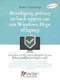 Bekijk details van Beveiliging, privacy en back-uppen van een Windows 10-pc of laptop