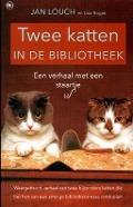 Bekijk details van Twee katten in de bibliotheek