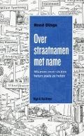 Bekijk details van Over straatnamen met name