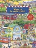 Bekijk details van Waar is de rode trein?
