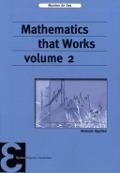 Bekijk details van Mathematics that works; Volume 2
