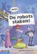 Bekijk details van Help! De robots staken!