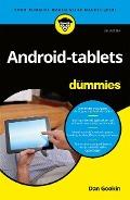 Bekijk details van Android-tablets voor dummies
