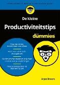 Bekijk details van De kleine Productiviteitstips voor dummies®