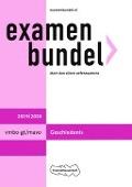 Bekijk details van Examenbundel vmbo gt/mavo geschiedenis; 2019|2020