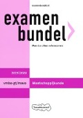 Bekijk details van Examenbundel vmbo gt/mavo maatschappijkunde; 2019/2020