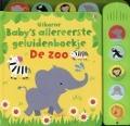 Bekijk details van Baby's allereerste geluidenboekje