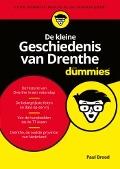 Bekijk details van De kleine geschiedenis van Drenthe voor dummies®