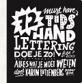 Bekijk details van 72 must have tips handlettering doe je zo! hoe? zoo