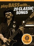 Bekijk details van Play bass with... 20 classic songs
