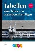 Bekijk details van Tabellen voor bouwkunde en waterbouwkunde