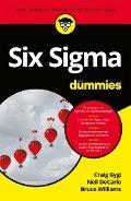 Bekijk details van Six Sigma voor dummies®