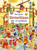 Bekijk details van Het grote Sinterklaas kijk- en zoekboek