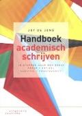 Bekijk details van Handboek academisch schrijven