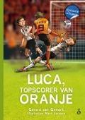 Bekijk details van Luca, topscorer van Oranje