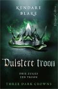 Bekijk details van Duistere troon
