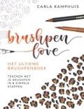 Bekijk details van Brushpen love