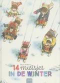 Bekijk details van 14 muisjes in de winter