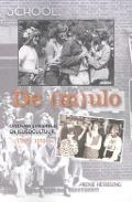 Bekijk details van De (m)ulo: onderwijswereld en jeugdcultuur (1955-1970)