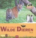 Bekijk details van Allemaal wilde dieren
