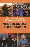 Bekijk details van De 50 mooiste, beste en meest historische Nederlandse toespraken