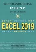Bekijk details van Basishandleiding beter werken met Excel 2019