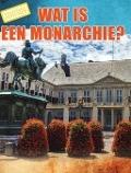 Bekijk details van Wat is een monarchie?