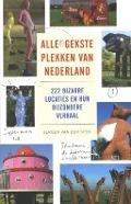 Bekijk details van Alle gekste plekken van Nederland