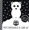 Bekijk details van Milo's dierenwereld in zwart-wit