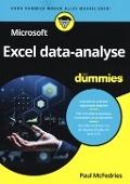 Bekijk details van Microsoft Excel data-analyse voor dummies®