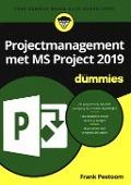 Bekijk details van Projectmanagement met MS Project 2019 voor dummies®