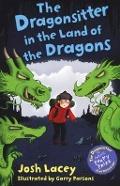 Bekijk details van The dragonsitter in the land of the dragons