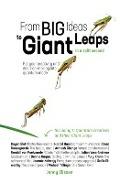 Bekijk details van From big ideas to giant leaps in a split second