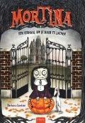 Bekijk details van Mortina een verhaal om je dood te lachen