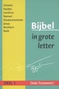Bekijk details van Bijbel in grote letter; Deel 1